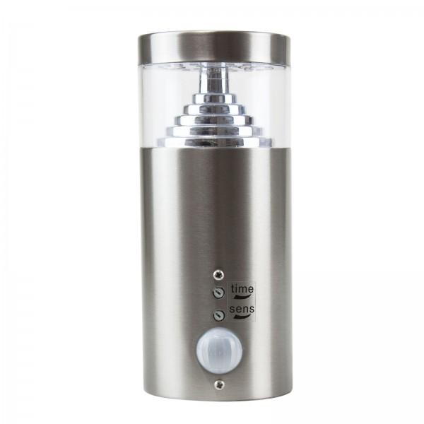 Grafner Edelstahl-Wandlampe 108WBPIR WL10307