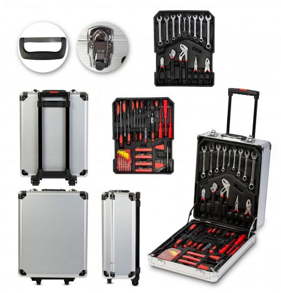Grafner® Werkzeugkoffer 1200 teilig WK10868