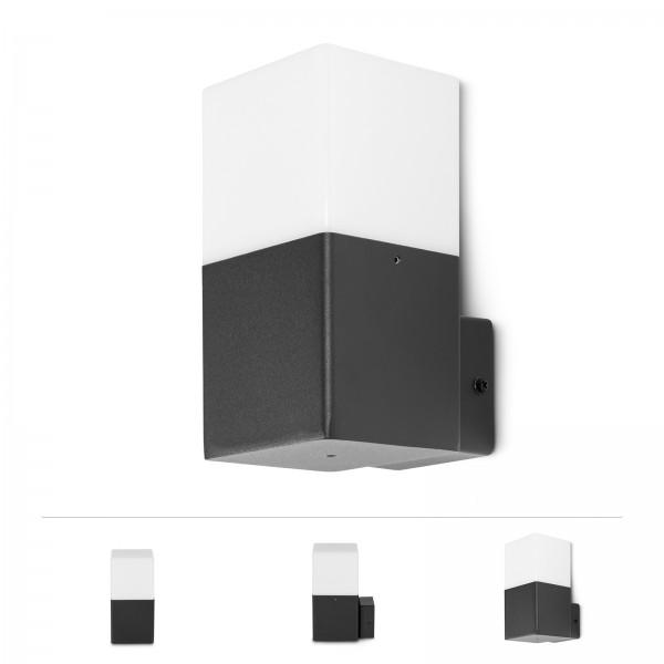 Grafner Wandlampe anthrazit WL10801