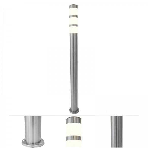 Grafner® Edelstahl Wegleuchte WL10200 Gartenlampe 110 cm
