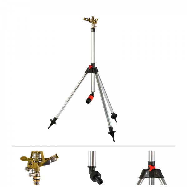 Grafner® Standsprenger mit Teleskopfüßen SS10819