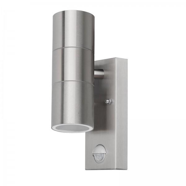 Grafner Edelstahl-Wandlampe 26APIR WL10299