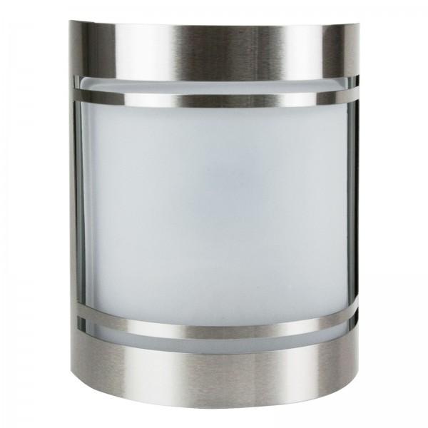Grafner® Edelstahl Wandlampe 153SQE27 Wandleuchte WL10195