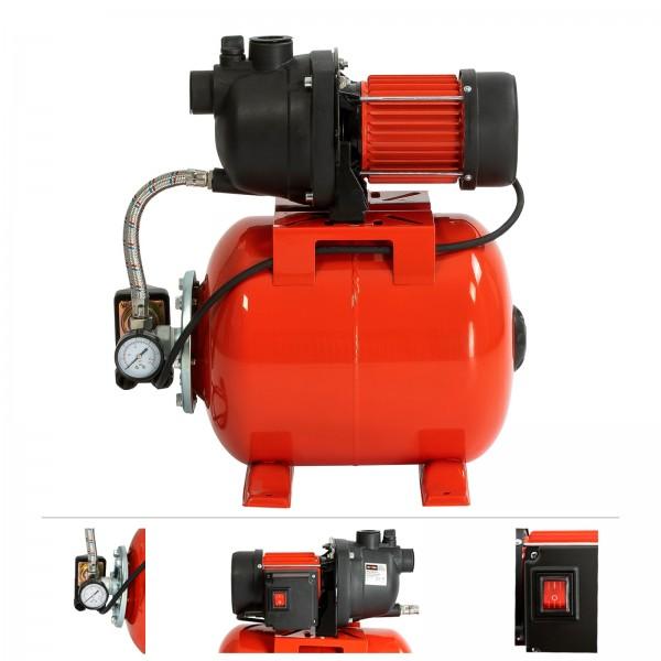 Grafner® Hauswasserwerk 800W / 3500 l/h