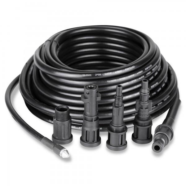 Grafner® Rohrreinigungs-Set für Hochdruckreiniger 15 m Rohrreiniger RS10861