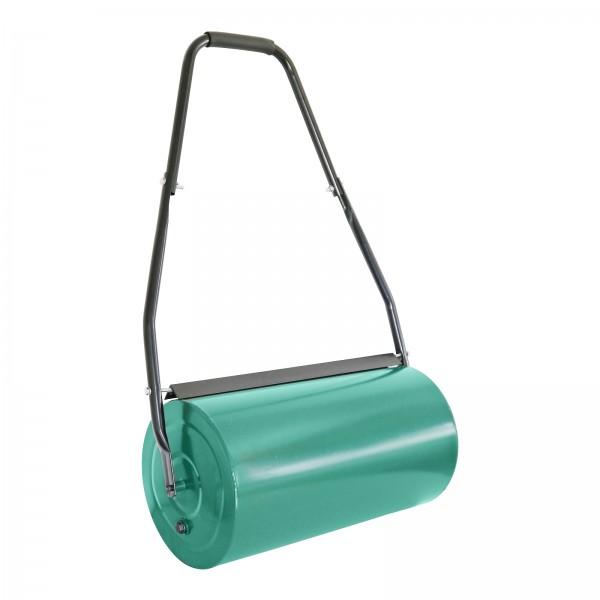 Grafner® Rasenwalze 60cm Gartenwalze Rasenroller Hand Walze