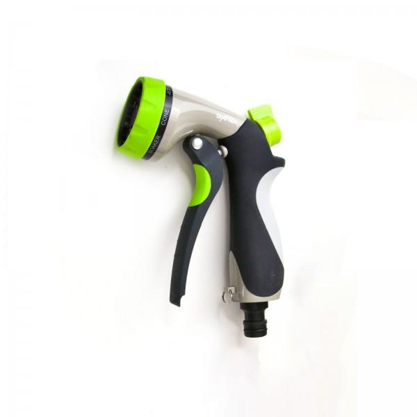 Grafner® Premium Multifunktionsbrause Gartenbrause mit 10 Funktionen Handbrause