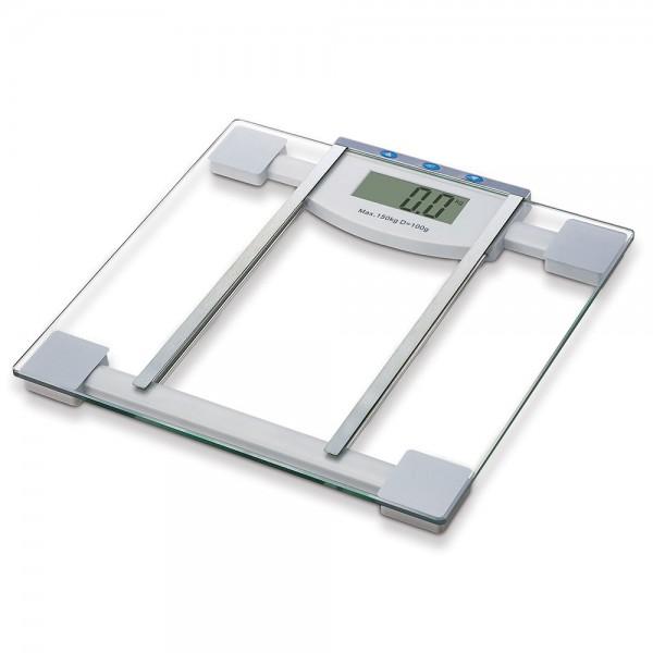 Grafner® Digitale 7in1 Körperanalysewaage Körperfettwaage Glaswaage